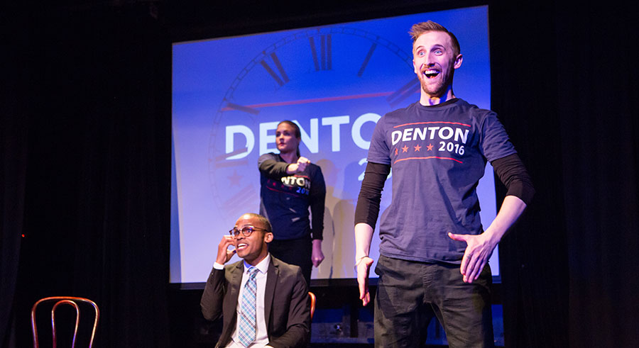Chicago Slam Works' <i>This Great Nation, Much Enduring</i>