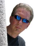 """""""The Gentle Grift"""" author Tim Chapman"""