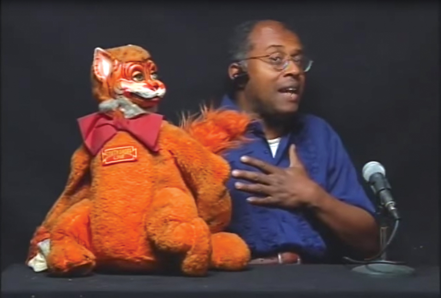 Amateur puppeteer David Liebe Hart was a regular on <i>Tim and Eric Awesome Show, Great Job!</i>