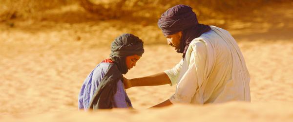<i>Timbuktu</i> screens Wed 10/15, 8:15 PM, and Thu 10/16, 8 PM.