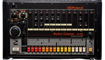 The Roland-TR808 is the backbone of a lot of trap rap and EDM, and now the two genres are beginning to intersect.