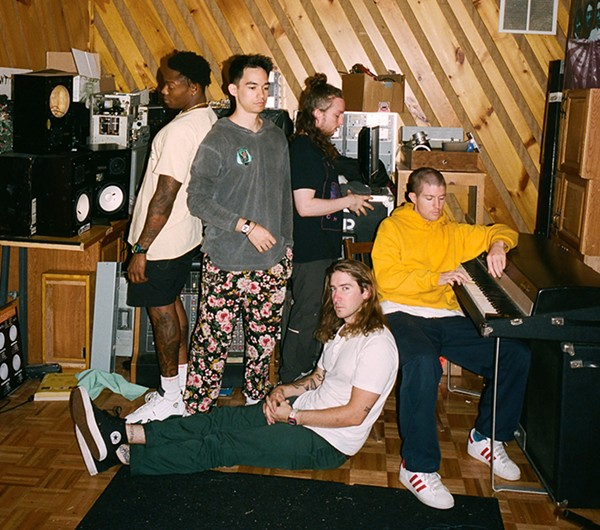 Catch Turnstile at the Bottom Lounge Wed 4/11.