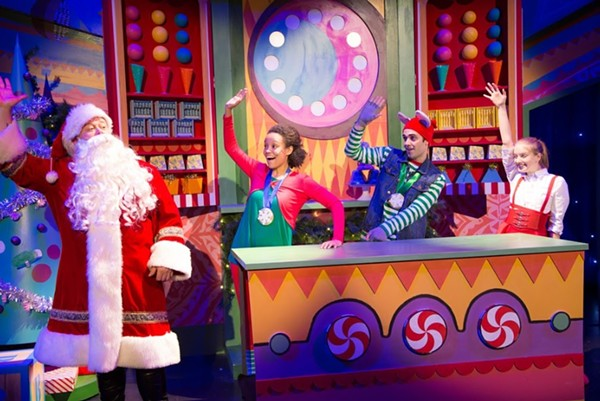 <i>'Twas the Night Before Christmas</i>, at Broadway Playhouse