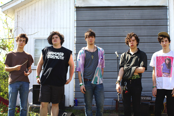 Young Chicago garage rockers Twin Peaks prove that old-fashioned music-biz wheeling and dealing still happens at SXSW.