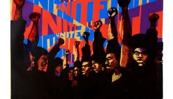 <i>Unite</i>, 1968-'71, by Barbara Jones-Hogu
