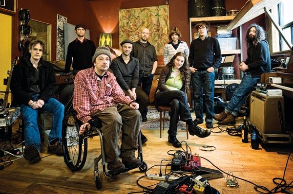 Vic Chesnutt Band