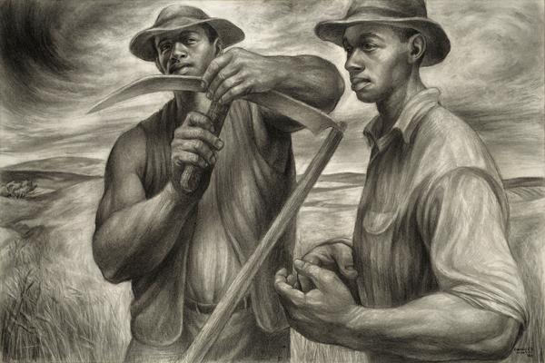 Harvest Talk by Charles White