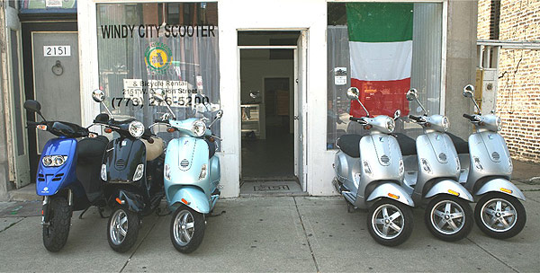 Windy City Scooter, 2151 W. Division