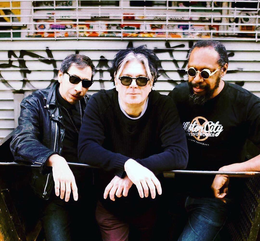 The Wolfmanhattan Project: Kid Congo Powers, Bob Bert, and Mick Collins