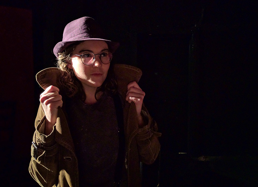 Clock Theater's <i>Two Sharp Knives, Women, Politics, and Murder</i>