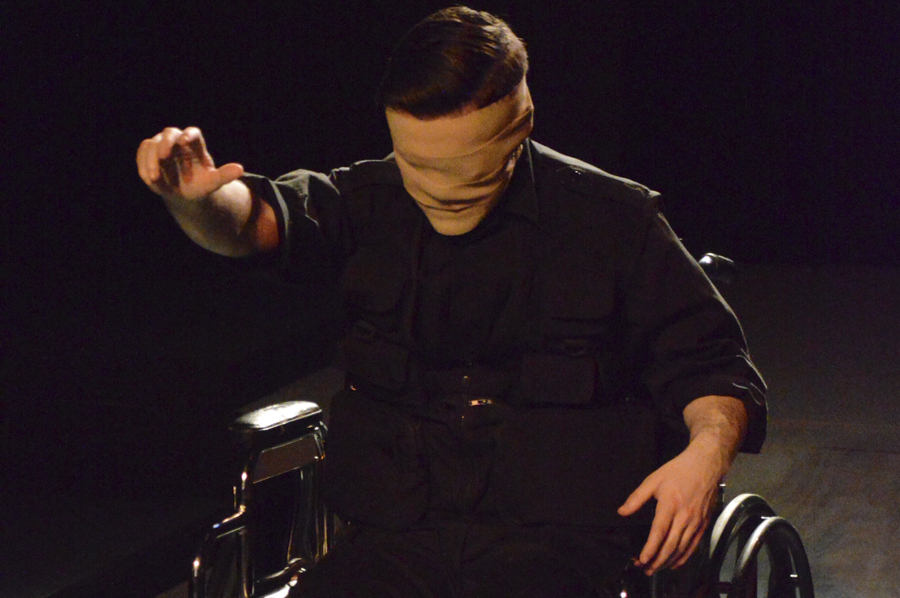 Runcible Theatre's <i>Wounds to the Face</i>