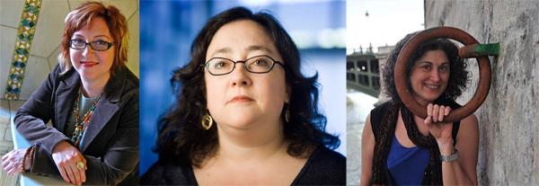 Jenni Prokopy, Paula Kamen, S.L. Wisenberg