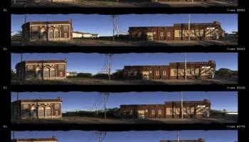 Stills from Zago Architecture's <i>XYT: Detroit Streets</i>