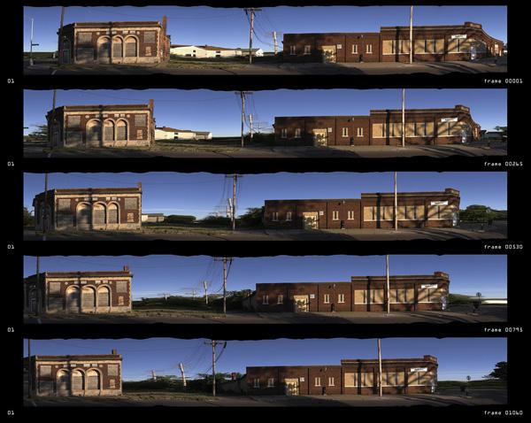 Stills from Zago Architecture's XYT: Detroit Streets