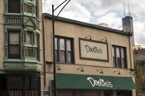 Doolin's: Irish pub or party-supply store?