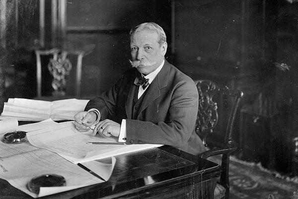 Charles Tyson Yerkes circa 1900