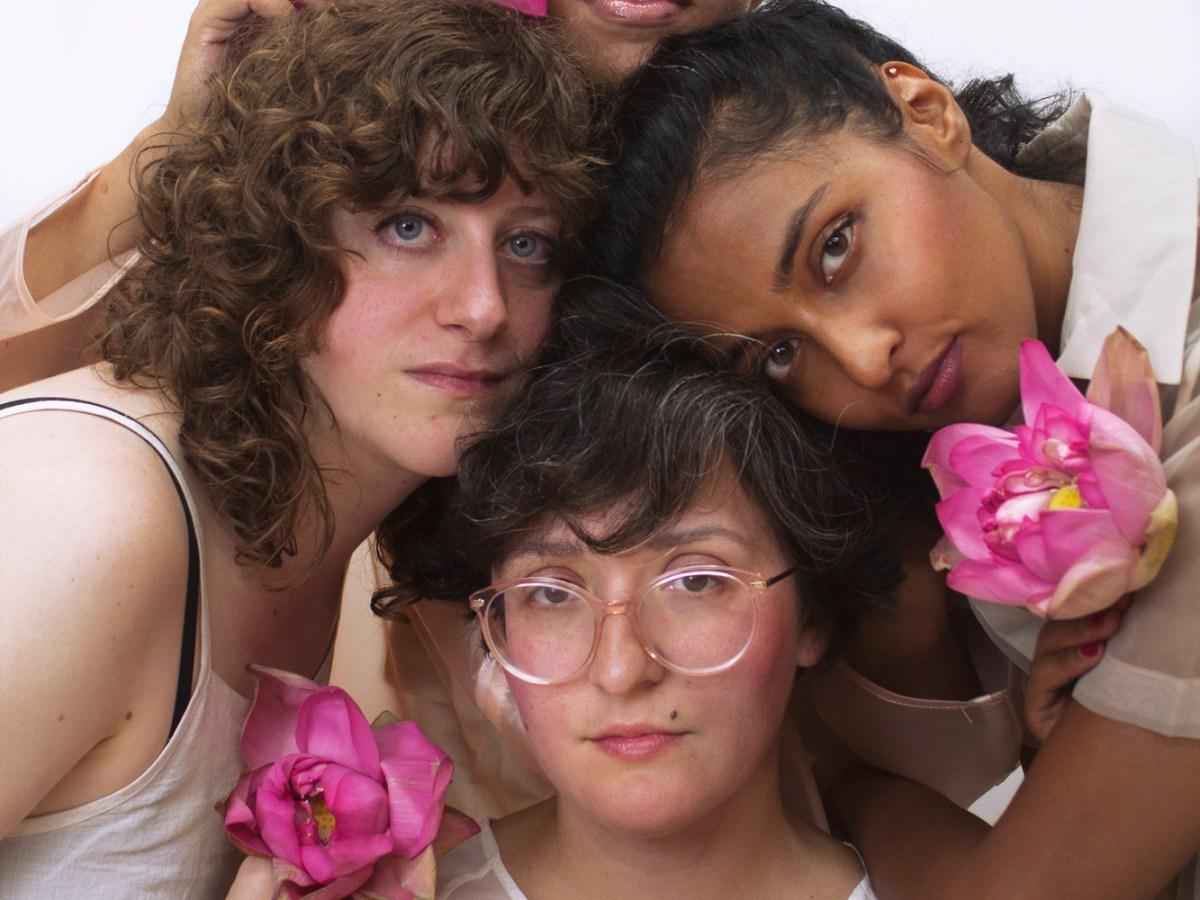 Lykanthea's Dawn Birds: Asha Rowland, Lakshmi Ramgopal, Johanna Brock, and Erica Miller