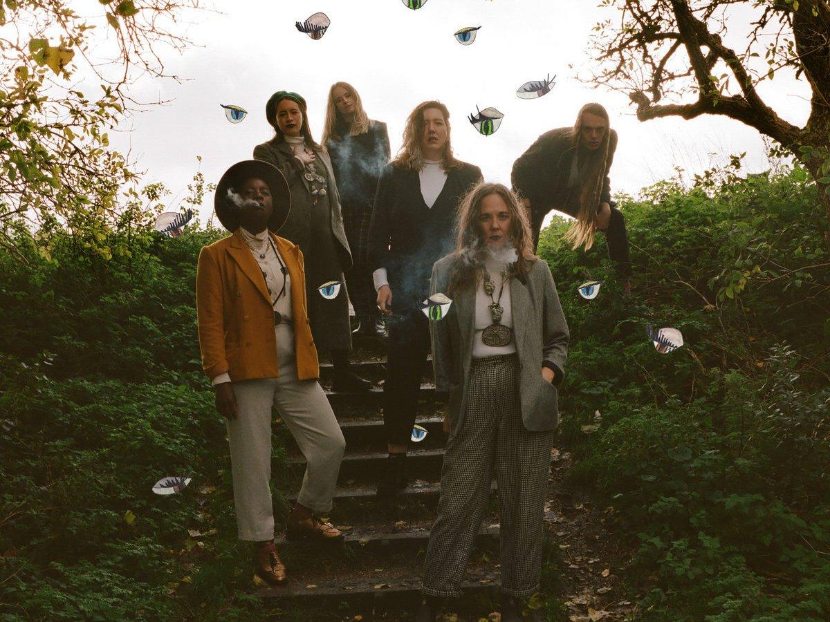 UK band Jenny Moore's Mystic Business