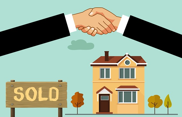 House Mortgage Home Sold Real
