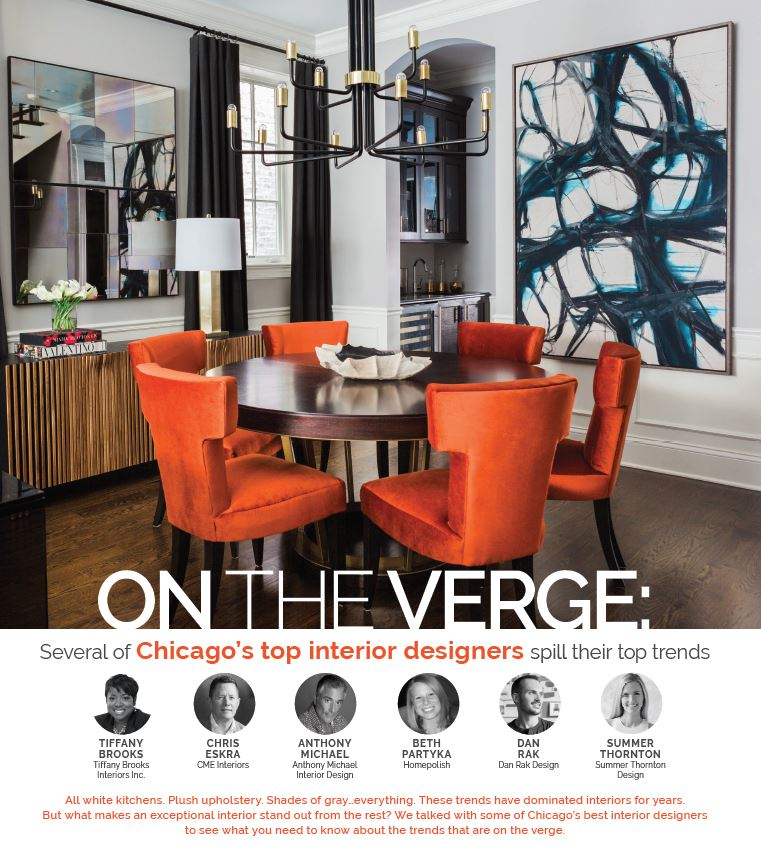 On the Verge  Chicago s Top Designers Spill Their Top Trends     On the Verge  Chicago s Top Designers Spill Their Top Trends   Chicago  Association of REALTORS