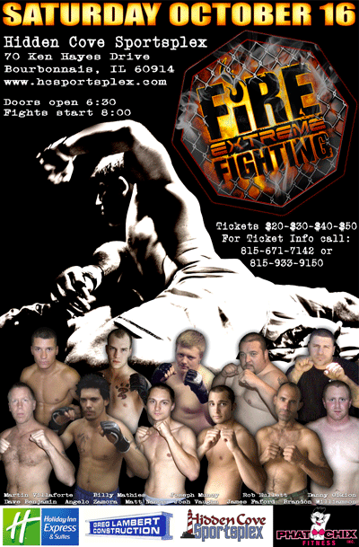 Fire Extreme Fighting