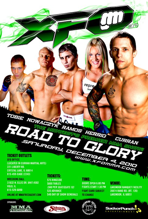 XFO: Road to Glory