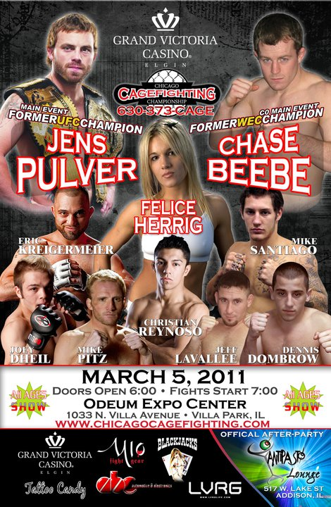 Chicago Cagefighting Championship