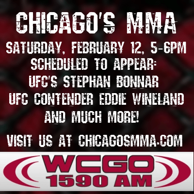 Chicago's MMA Radio