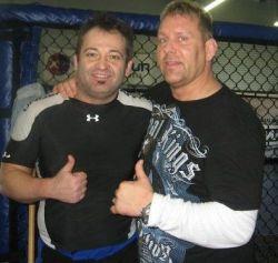 Marcus Charles and Erik Paulson