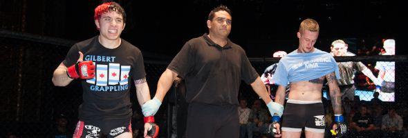 Matt Giancarlo vs. Jason Crose, Cut Throat Invasion Chicago