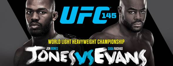 UFC 145: Jon Jones vs. Rashad Evans