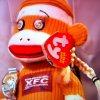 Felice Herrig's XFC 19 sockmonkey