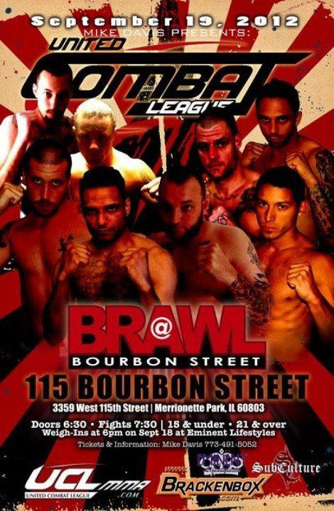 Brawl at Bourbon Street, September 29, 2012