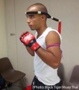 Mike Miranda, Black Tiger Muay Thai