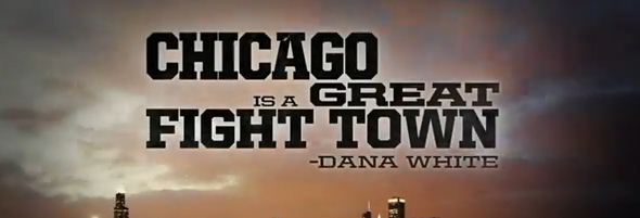 Dana White on Chicago