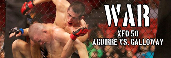 XFO 50: Aguirre vs. Galloway