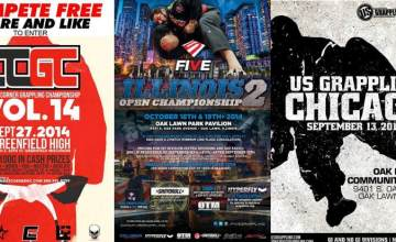 Chicago Jiu Jitsu Tournaments