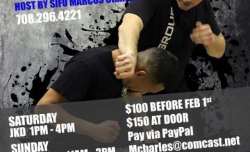 Rick Faye at Comprido BJJ