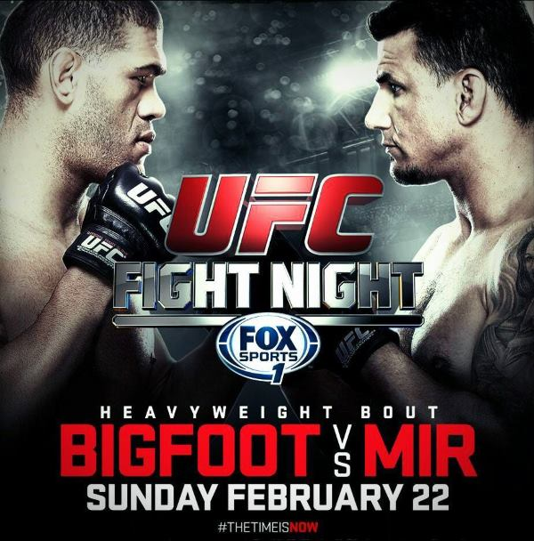 UFC Fight Night: Frank Mir vs. Antonio Silva