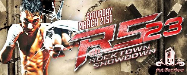 XFO Rocktown Showdown 23