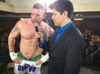 Rocktown Showdown 23 Ray Flores interviews Brett Haring