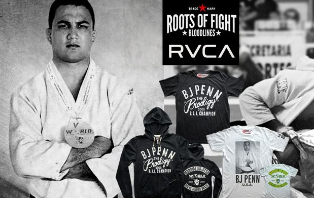 Roots of Fight BJ Penn
