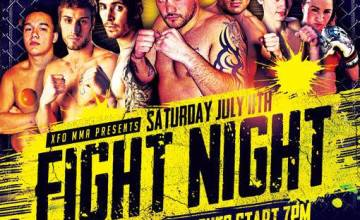 XFO Fight Night