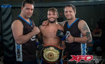 XFO 58: Joey Diehl