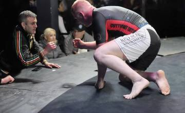 Scott Sievewright and Eric Schafer XFO Grappling 1