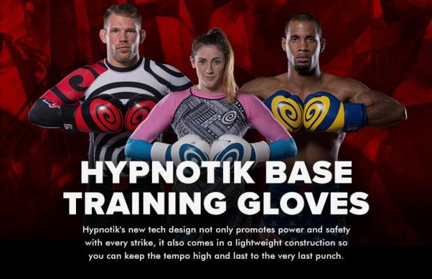 Hypnotik Boxing Gloves