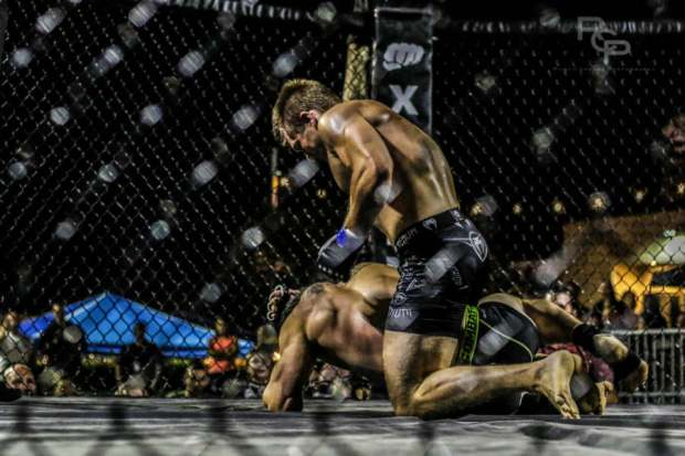 XFO Outdoor War 13: Blake Butler vs Justin Lovrich