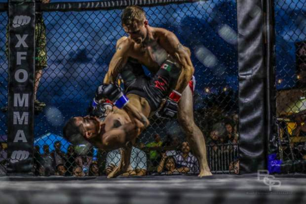 XFO Outdoor War 13 Jose Leon vs Jamie Howard