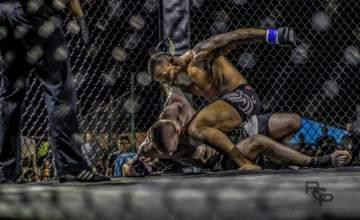 XFO Outdoor War13 Rich Moad vs Antoine Gray