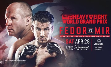Bellator in Chicago: Fedor vs. Mir
